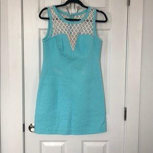 Lilly Pulitzer Vandalia Shift Dress Size 6 w/tags